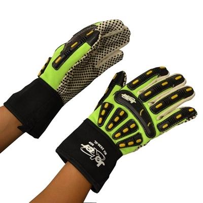 Jokater Mx2530 Joker Bdp Silicone Dots Impact Glove