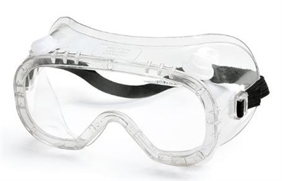 Gateway 32061 Technician Impact Softframe Safety Goggle